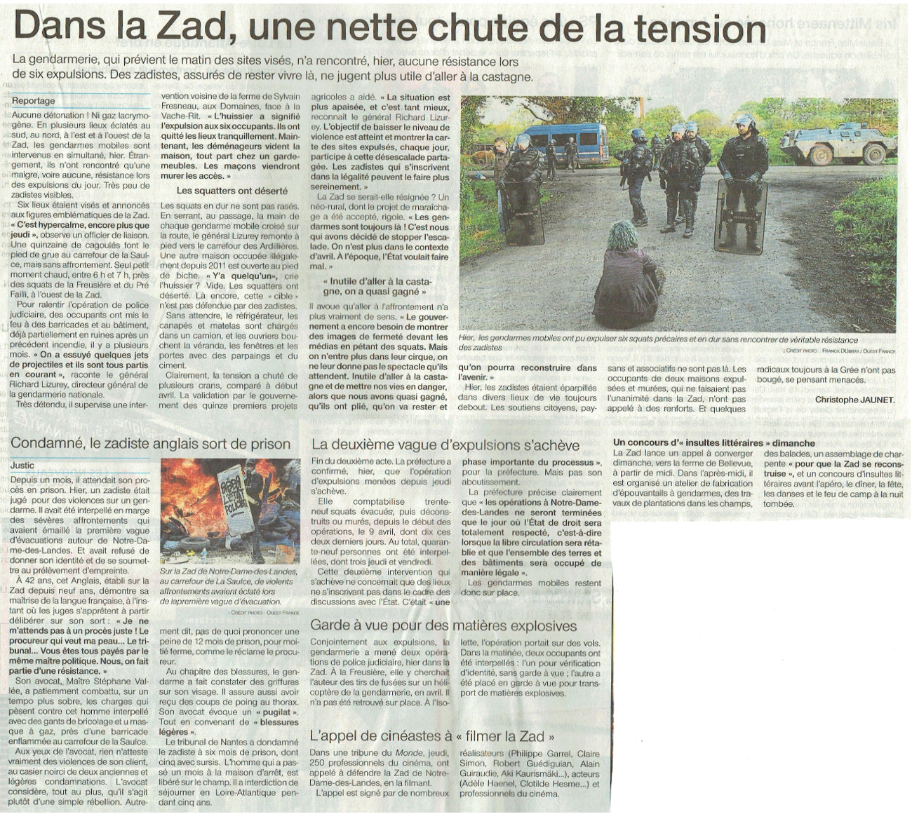 article de presse sur les sites de rencontres